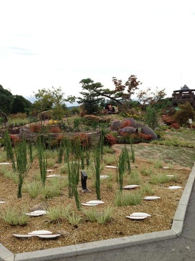 備北丘陵公園 石原和幸さん庭