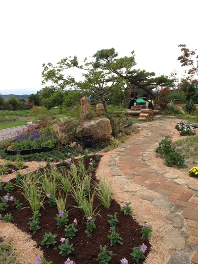 備北丘陵公園 石原和幸さん庭2