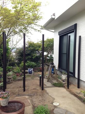 Hさま邸 2014.4-2